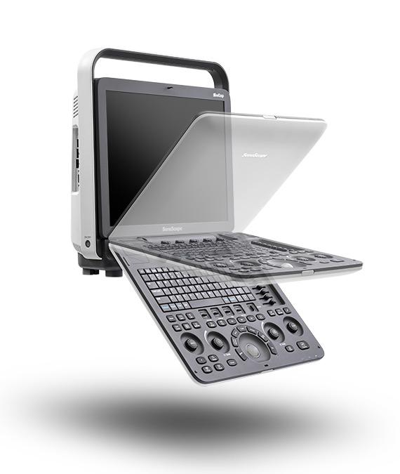Tani ultrasonograf przenośny Sonoscape