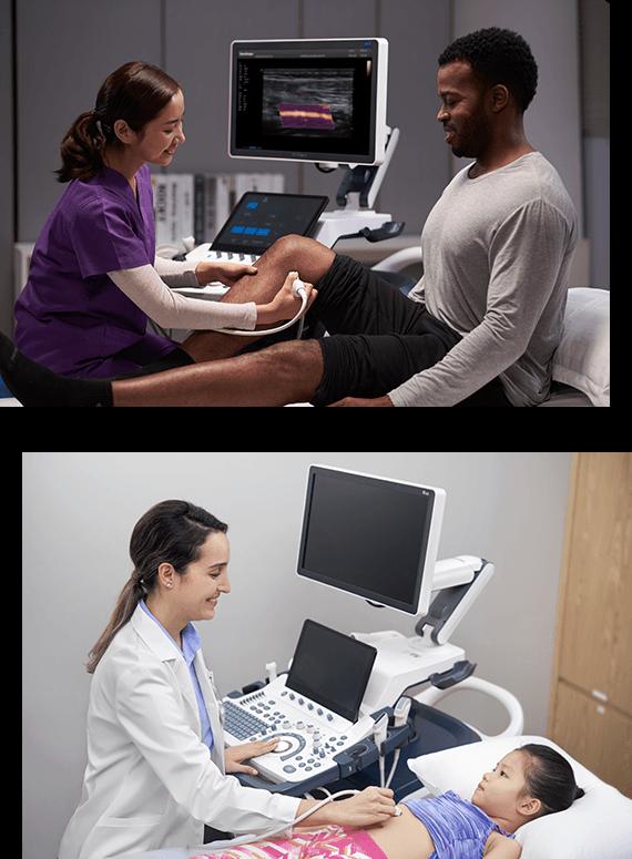 badanie tanim ultrasonografem