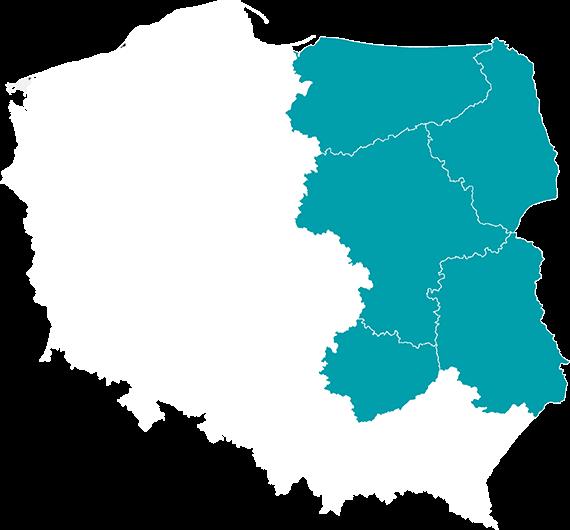 Sonoscape Polska - zasięg dystrybucji