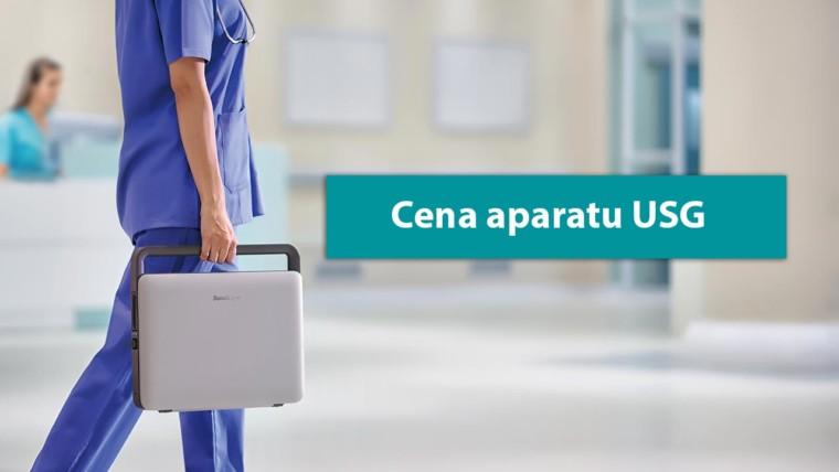 Cena aparatu USG – dlaczego niektóre ultrasonografy są tanie, a inne drogie?