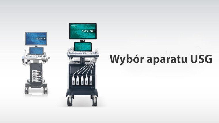 Jak wybrać najlepszy aparat USG do swoich potrzeb diagnostycznych? Podpowiadamy!