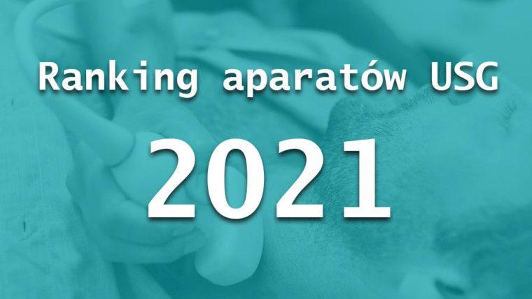 Ranking ultrasonografów Sonoscape 2021 – na jaki aparat USG warto zdecydować się w 2021 roku